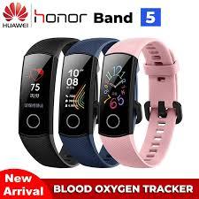 <b>Original Huawei Honor</b> Band 5 Smart Wristband Monitor smartwatch ...