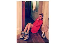 Kate Hudson Prepares For Storm In <b>Jimmy</b> Choo <b>Moon Boots</b>