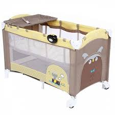 <b>Манеж</b>-кровать <b>Capella Sweet</b> Time 2e в магазине Коляски ...