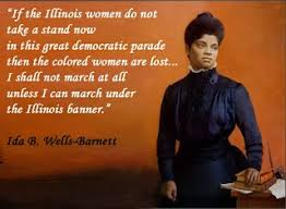 Fanzyflaminfro's Moment In Black History Featuring.......Ida B ...