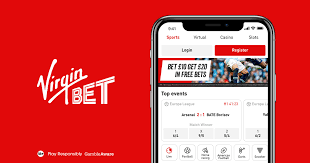 Virgin Bet – Bet £10, Get £<b>20</b>