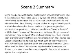julius caesar act   scene   Gallery Study com