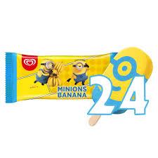 Wall's <b>Minion Ice Cream</b> (15 Pieces)   Shopee Malaysia