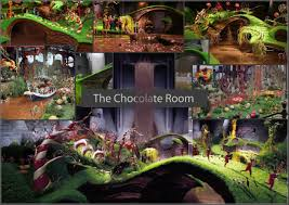 charlie and the chocolate factory the chocolate room laneyboom chocroom