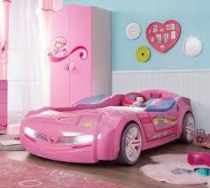 Carbed <b>Кровать</b>-<b>машина</b> BiTurbo, розовая, с подсветкой купить ...