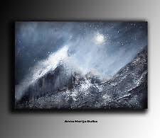 <b>Acrylic White</b> Modern Art Paintings for sale | eBay