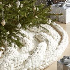 Womdee 30 Inch <b>Christmas Tree</b> Skirt White <b>Plush</b> Luxury Faux Fur ...