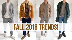 <b>Men's</b> Fall <b>Fashion</b> Trends You NEED to Know Right Now | <b>Style</b> ...