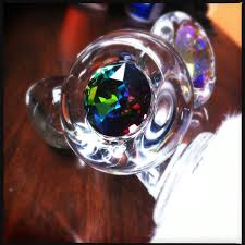 Review: <b>Crystal</b> Delights Glass <b>Plugs</b> » Lorax Of Sex