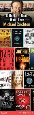 17 best ideas about michael crichton interesting 12 books worth a if you love michael crichton including fast paced