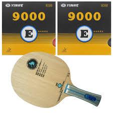 <b>Pro Table Tennis Combo</b> Paddle Racket: RITC729 C 3 Blade Long ...