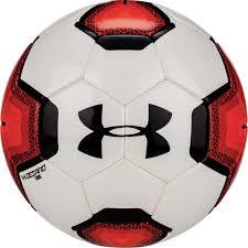 <b>Футбольный мяч Under Armour</b> 595 SB, 5 размер, белый ...