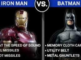 iron man vs the dark knight youtube batman iron man fanboy
