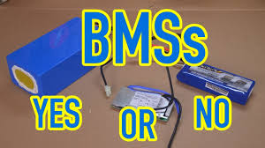 Do you NEED a BMS for DIY Li-ion <b>Batteries</b>? - YouTube
