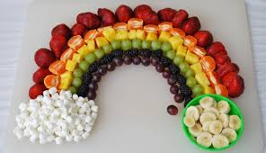 Fruit platter designs ideas