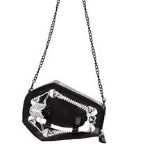 <b>JIEROTYX</b> Cartoon <b>Gothic</b> Bag Women Canvas Handbag Female ...