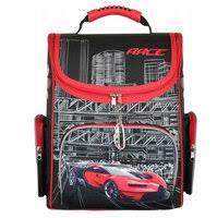 «<b>Ранец Silwerhof</b> Car (черный) - <b>Ранец</b>, <b>рюкзак</b>, сумка, папка ...