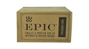 EPIC™ Meat Bars <b>Venison Sea Salt Pepper</b> (12 ct) 1.5 oz | General ...