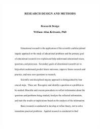 Research Design essay examples   sample resume retail manager