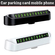 <b>Автомобильная</b> карточка с телефоном для временной <b>парковки</b> ...