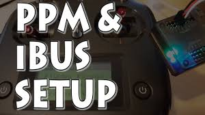 Flysky FS-i6S <b>PPM</b> & <b>iBUS</b> Setup - YouTube