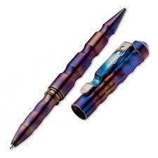 <b>Тактическая ручка MPP Titanium</b> Flame (Multi Purpose Pen Titan ...