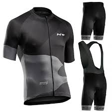 <b>Summer 2019 NORTHWAVE</b> Team Cycling JERSEY quick dry Ropa ...