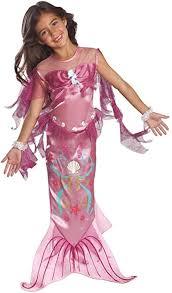 Child's Pink Mermaid Costume, Small: Clothing - Amazon.com