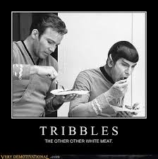 They are truly delectable. | Star Trek and memes | Pinterest via Relatably.com
