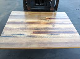 reclaimed wood table top diy cheap reclaimed wood furniture