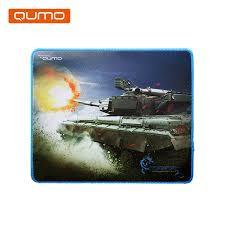 <b>Коврик для мыши</b> Qumo 280x230x3 мм-in <b>Коврики для мыши</b> from ...