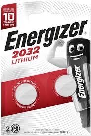 Купить <b>батарейку Energizer</b> Miniatures Lithium <b>CR2032</b> FSB, 2 шт ...