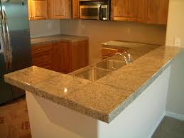 diy tile kitchen countertops: image of elegant tile kitchen countertops