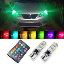 <b>10Pcs LED T10 W5W</b> Bulb Car Clearance Parking Lights For Mazda ...