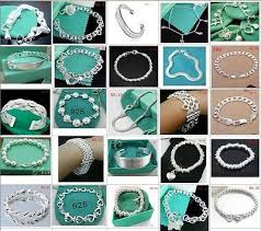<b>Wholesale New Fashion</b> jewelry 925SILVER Womens Bracelet ...