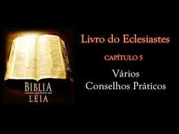 Resultado de imagem para imagens de eclesiastes 5