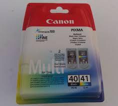 Обзор от покупателя на <b>Набор картриджей Canon</b> PG-40 + CL-41 ...