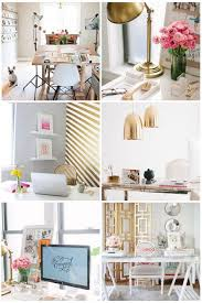 i like this shabby chic home office as it looks comfortable yet classy its femimine chic office ideas 1000