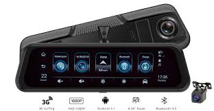 "<b>RECXON GUARD V2</b> (9.35"", 1+16GB, Android 5.1, 3G, Wi-Fi, GPS ..."