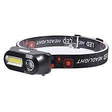 WitMoving <b>Headlamp</b> 18650 USB Rechargeable <b>Headlamp</b> 2 <b>Light</b> ...