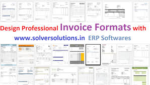 basics of bill format designs using crystal reports basics of bill format designs using crystal reports solversolutions in erp softwares
