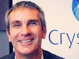 Crystal Ball has appointed former O2 exec Graham Cameron as its new channel business development director. Cameron, who spent 20 years at O2 as head of ... - GrahamCameronCB-web