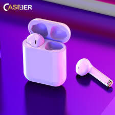 <b>CASEIER I9S</b> i10 TWS Mini Wireless Bluetooth Earphones ...