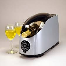which is the best single bottle wine chiller for your home awesome portable wine cellar
