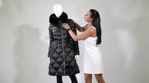 Пуховик женский <b>Clasna</b> CW18D730DP. <b>Jacket winter</b> for women ...