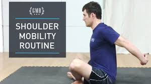 <b>Shoulder</b> Mobility Routine - <b>Daily Shoulder</b> Stretches for Better ...