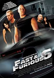Rapido y Furioso 6 ( Fast & Furious 6 ) 2013