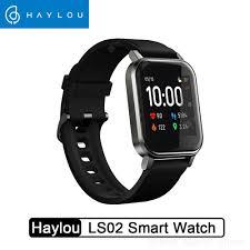 <b>New Haylou LS02 Global</b> Version Smart Watch IP68 Waterproof 12 ...