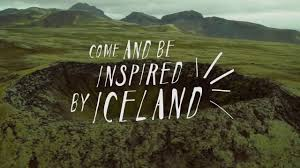 Image result for come and be inspired by iceland