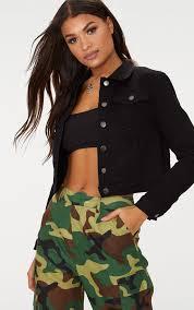 <b>Denim Jackets</b> | <b>Women's Denim Jackets</b> | PrettyLittleThing
